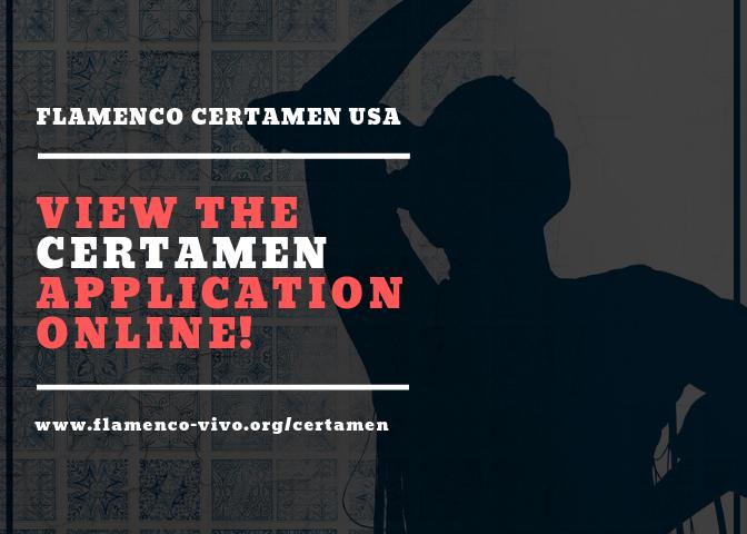 View the Certamen Application Online!